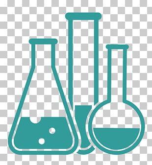 Laboratory Flasks Beaker Test Tubes PNG