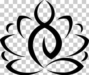 Lotus Position Zen Nelumbo Nucifera Symbol Buddhism PNG