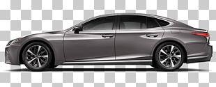 2018 Lexus LS 500 F Sport 2006 Lexus LS Vehicle PNG