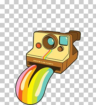 Camera Photography Pop Art Drawing Illustration PNG