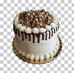 Buttercream Cupcake German Chocolate Cake Snickers PNG