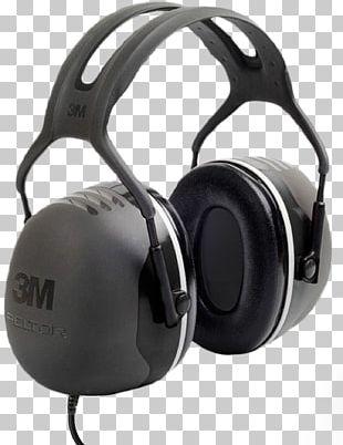Earmuffs Peltor Headband 3M Gehoorbescherming PNG