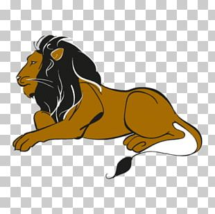 Lion Logo YouTube PNG