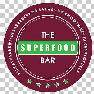 THE SUPERFOOD BAR Restaurant Take-out Menu Logo PNG