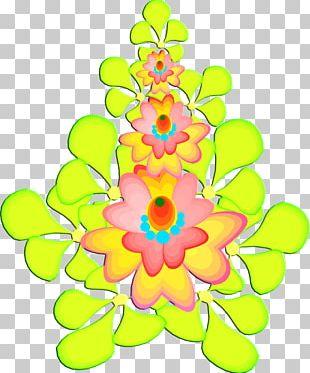 CorelDRAW Flower PNG