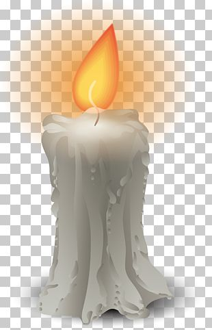 Candle Combustion Wax PNG