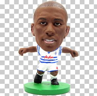 Stéphane Mbia Figurine Queens Park Rangers F.C. 2014 FIFA World Cup EFL Cup PNG