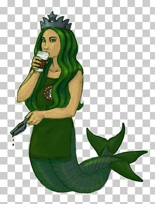Starbucks Siren Coffee Mermaid Frappuccino PNG