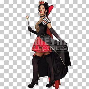 Costume Design Red Queen Queen Of Hearts Sequin PNG