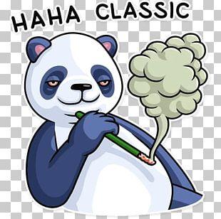 Telegram Sticker Advertising Red Panda LINE PNG