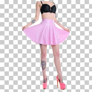 Cocktail Dress Miniskirt Costume Shoulder PNG