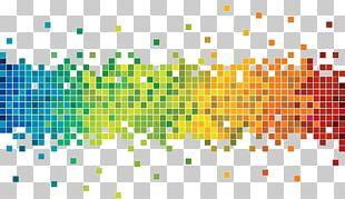 Pixel Art Graphic Design PNG