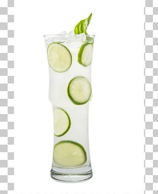 Rickey Lemonade Lime Cocktail Aguas Frescas PNG