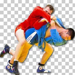 Sambo Wrestling Combat Sport Self-defense PNG