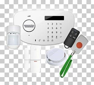Security Alarms & Systems Product Design Electronics PNG