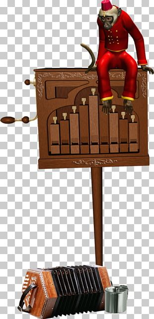 Cartoon Musical Instrument PNG