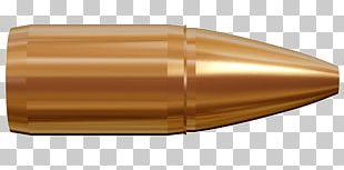 Full Metal Jacket Bullet .338 Lapua Magnum Cartridge PNG