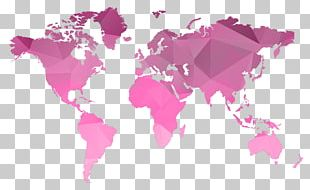 World Map Stock Photography Graphics PNG