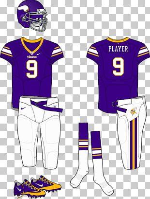 Sports Fan Jersey Minnesota Vikings T-shirt Uniform PNG