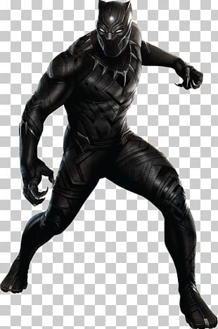 Black Panther Captain America Iron Man Black Widow T'Chaka PNG