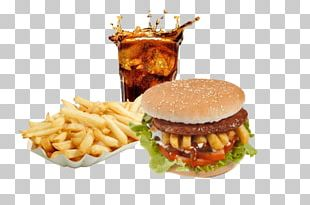 Fast Food Cheeseburger Hamburger Indian Cuisine French Fries PNG