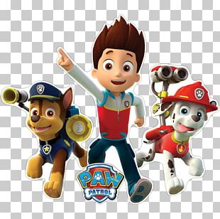 PAW Patrol Birthday Party Convite PNG