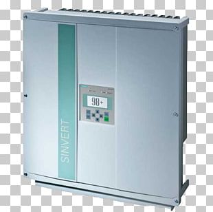 Power Inverters Siemens Solar Inverter Photovoltaics Photovoltaic System PNG