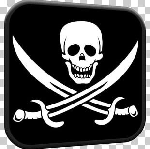 Jolly Roger Piracy Flag United States Buccaneer PNG
