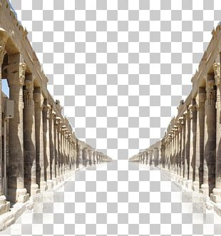 Column Architecture PNG