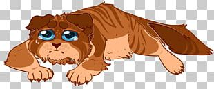 Dog Cat Mammal Illustration PNG
