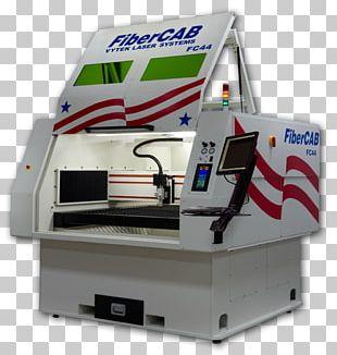 Fiber Laser Machine Laser Cutting Optical Fiber PNG