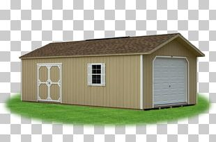 Shed Siding Window Garage House PNG