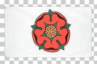 Flag Of Lancashire Flag Of Lancashire Red Rose Of Lancaster Ajalooline Krahvkond PNG