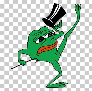 Pepe The Frog T-shirt Top Hat PNG