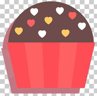 Pastry Heart Cake PNG