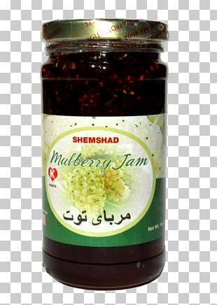 Chutney White Mulberry Jam Fruit Food PNG