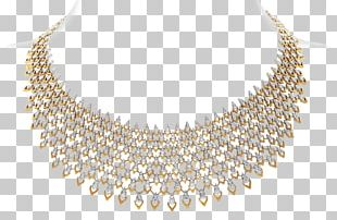 Earring Necklace Diamond Jewellery Costume Jewelry PNG