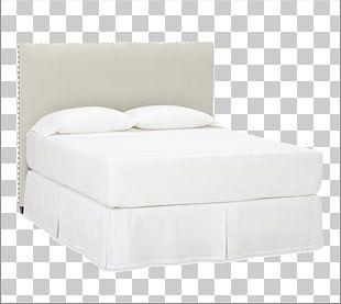 Bed Frame Mattress Pad Box-spring Ottoman PNG