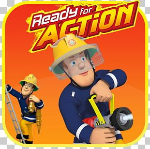 Fireman Sam: Ready For Action Toy Orthodontic Headgear PNG