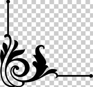 Decorative Borders PNG