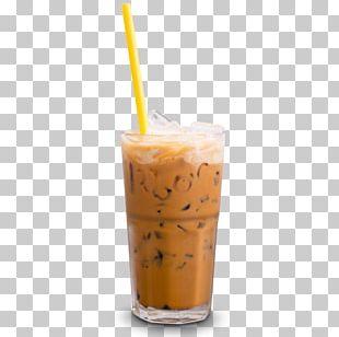 Milkshake Hong Kong-style Milk Tea Coffee Iced Tea PNG