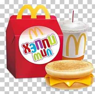 Fast Food Cheeseburger KFC McDonald's Happy Meal PNG