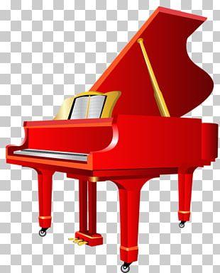 Piano Musical Instruments Key PNG