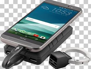 Smartphone Battery Charger Micro-USB Electrical Cable PNG