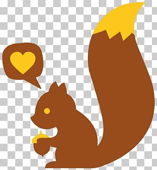Cat Red Squirrel T-shirt Rodent PNG