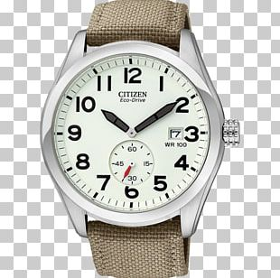 Eco-Drive Citizen Holdings Watch Strap PNG