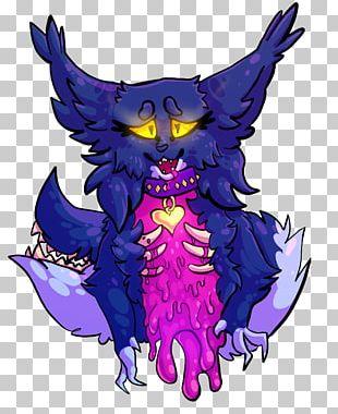 Owl Demon Illustration Beak PNG