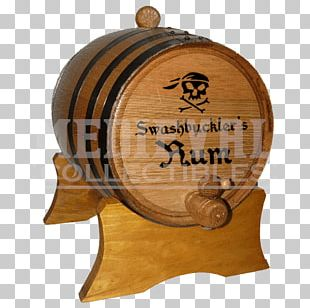 Rum Barrel Whiskey Grog Oak PNG
