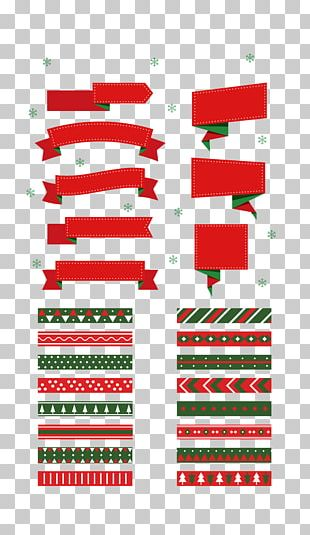 Paper Christmas Red PNG
