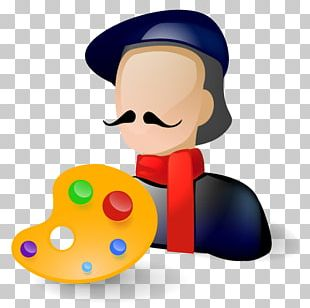 Computer Icons Painting Artist Painter Drawing PNG
